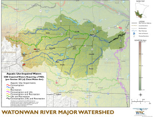 Watonwan Impaired Waters 2008